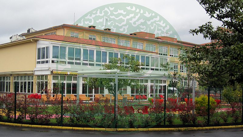 Centro de Dïa La Milagrosa. Vista exterior
