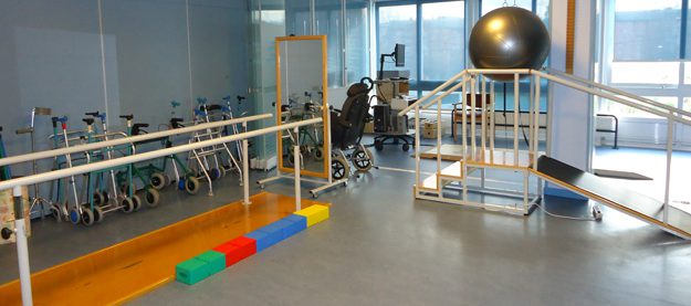 Day Care Centre. Physical and functional rehabilitation.